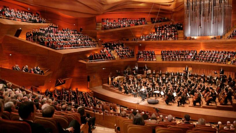 Danish Broadcasting Coorporation's concert hall