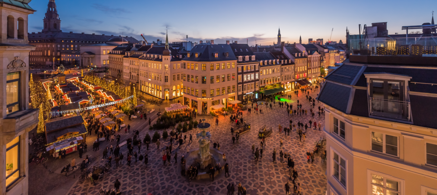 Christmas on Strøget | Erik Hageman