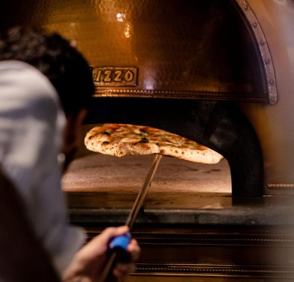 Luca is among the hard-hitters in Copenhagen when it comes to seriously delicious pizza.