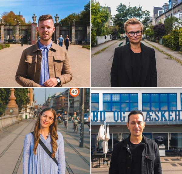 See locals guide to their own Copenhagen neighbourhoods
