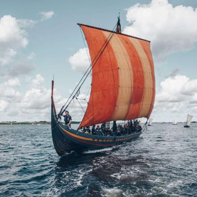 Viking ship in Roskilde | Martin Heiberg