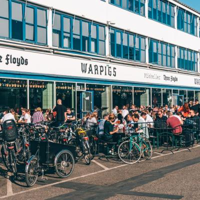WarPigs in Copenhagen's Meatpacking District