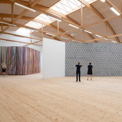 Art and culture strives in Copenhagen and Copenhagen Contemporary is one of the latest addition the wide-spanning pallette of cultural offerings.