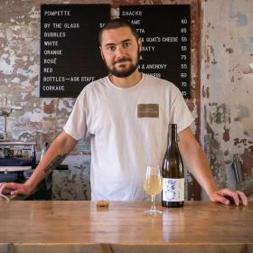 Pompette natural wine in Copenhagen