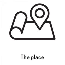 The place icon